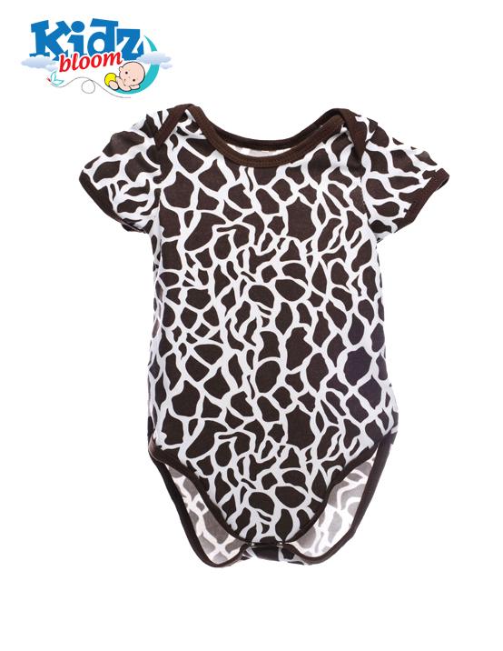 Baby Girl Cute printed jumpsuit