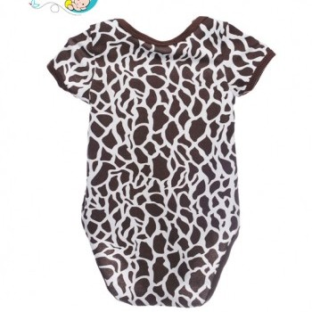 Baby Girl Cute printed jumpsuit