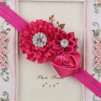 Rhinestone Full Pink Headband