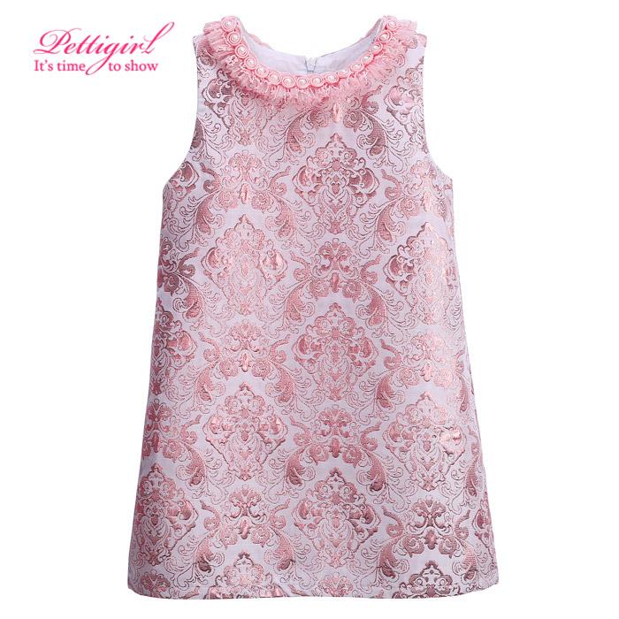 Vintage light coloured dress
